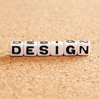 上記価格表での「デザイン制作」の範囲について