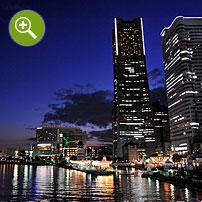 横浜夜景撮影実例