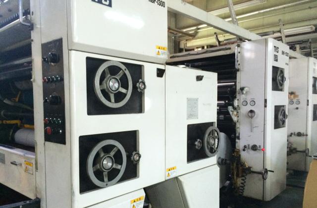 印刷機械イメージ