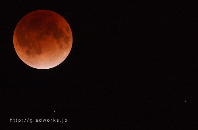 2011年12月10日の皆既月食