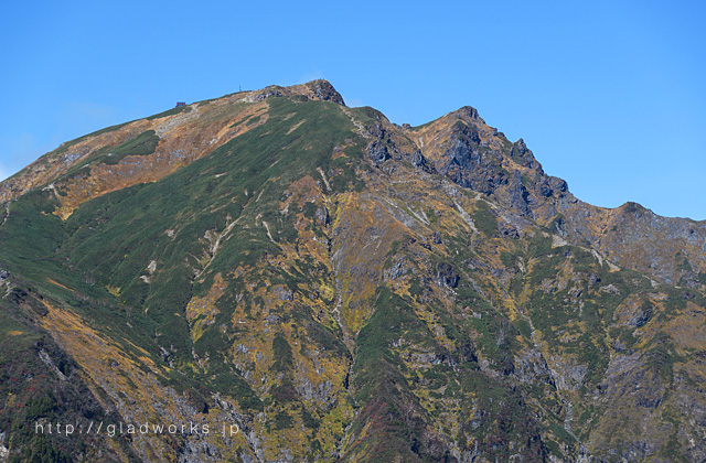 谷川岳画像