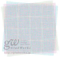 「干渉」パターンのイメージ